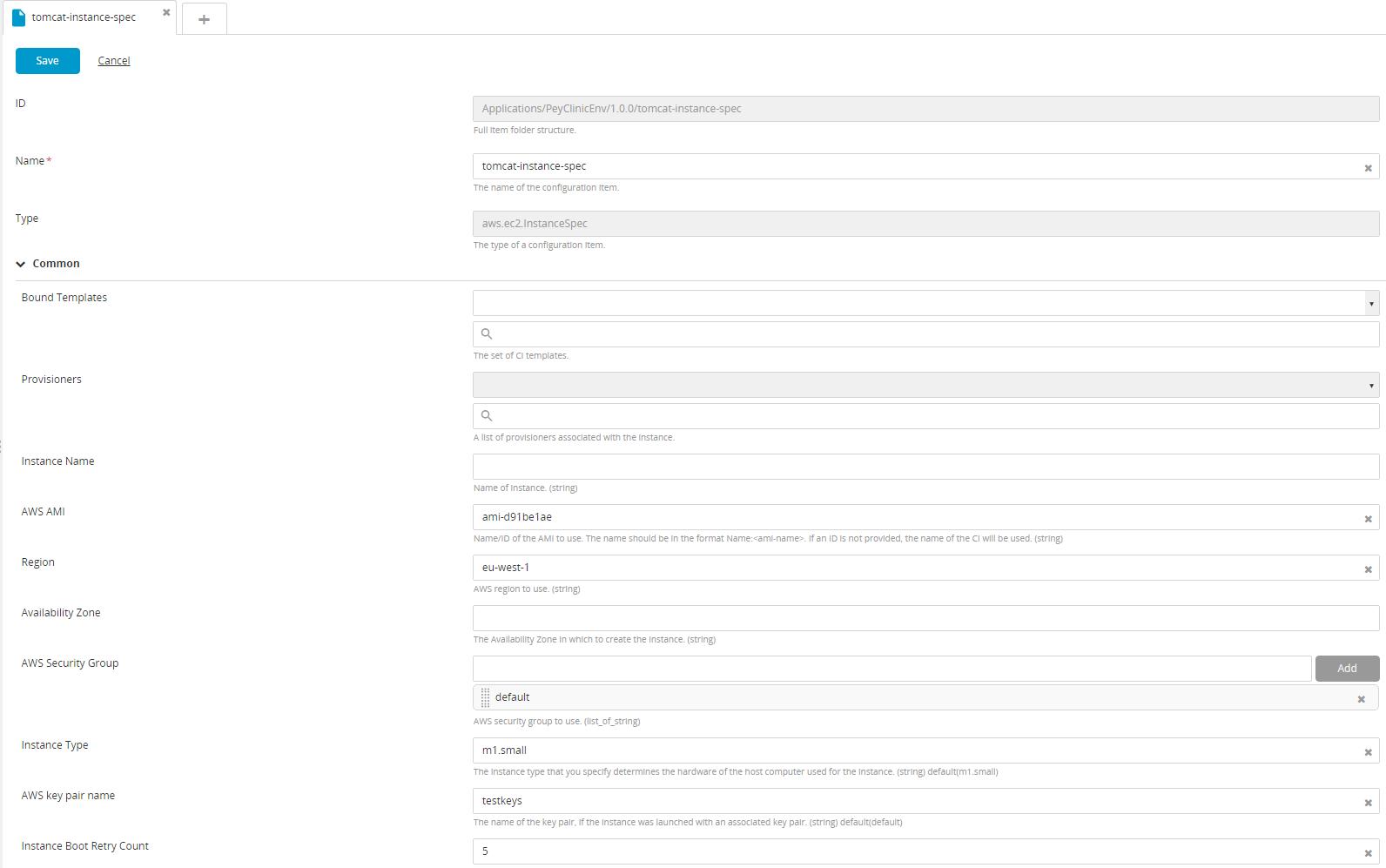 XL Deploy provisioning example || XebiaLabs documentation
